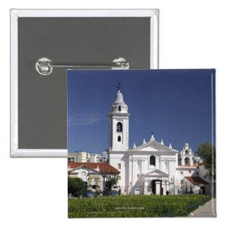 Basílica Nuestra Senora del Pilar en Recoleta 2 Pins