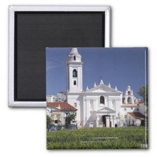 Basílica Nuestra Senora del Pilar en Recoleta Imanes