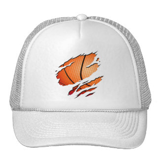 Basketball Gorros Bordados