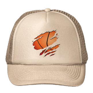 Basketball Gorros Bordados
