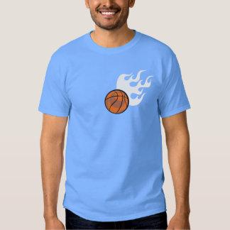 Basketball Turbo White Camisetas