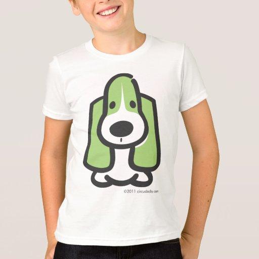 Basset Hound Camisas