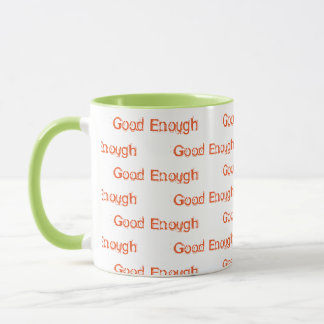 Bastante bueno taza