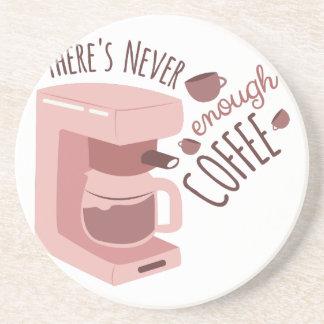 Bastante café posavasos manualidades