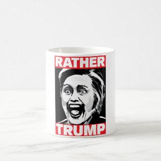 Bastante taza del triunfo (no Hillary)