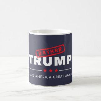 Bastante triunfo - haga América grande otra vez Taza De Café