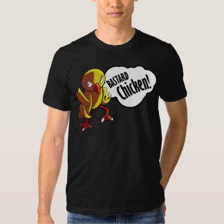 bastarchickenshirt camiseta