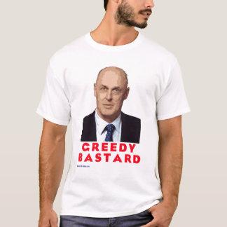 Bastardo codicioso - 03 camiseta