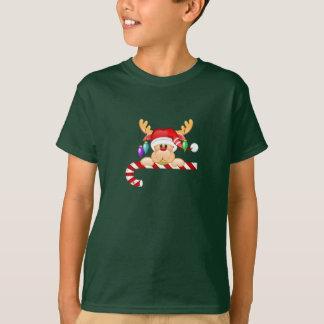 Bastón de caramelo de Rudy Camiseta