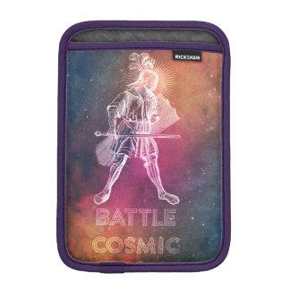 Batalla cósmica funda para iPad mini