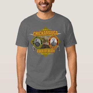 Batalla de Chickamauga Camisetas