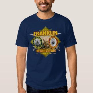 Batalla de Franklin Camiseta