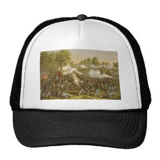 Batalla de la cala de Wilson. 10 de agosto de 1861 Gorro