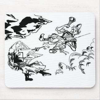 ¡Batalla Mousepad de Mid Air! Alfombrilla De Ratón