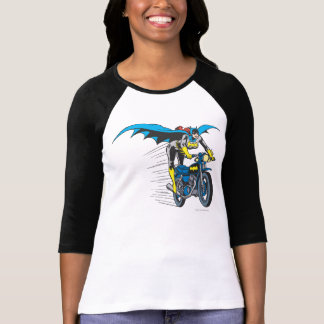 Batgirl en Batcycle Camiseta