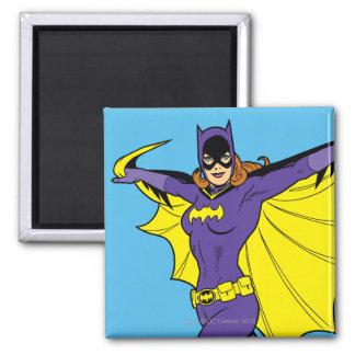 Batgirl Imán Cuadrado