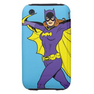 Batgirl Tough iPhone 3 Carcasas