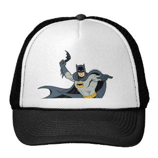 Batman Batarang Gorras De Camionero