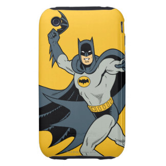 Batman Batarang iPhone 3 Tough Carcasas