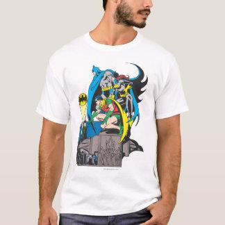 Batman/Batgirl/petirrojo Camiseta