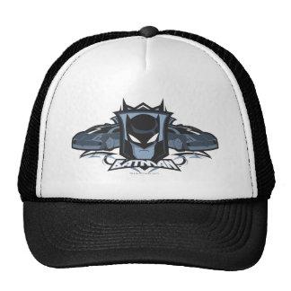 Batman con Batmobiles Gorras De Camionero