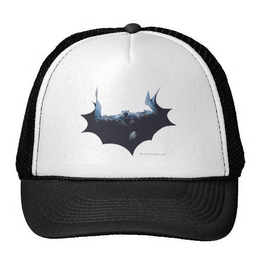 Batman con el cabo oscuro gorras de camionero