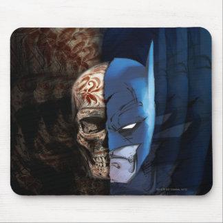 Batman de los Muertos Alfombrilla De Ratón