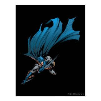 Batman Duelo-Maneja Postal