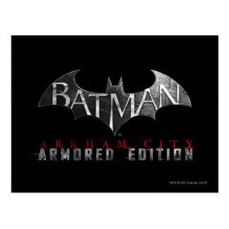 Batman: Edición acorazada K de la ciudad de Arkham Postal