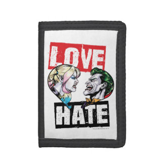 Batman el | Harley Quinn y amor del comodín/odio