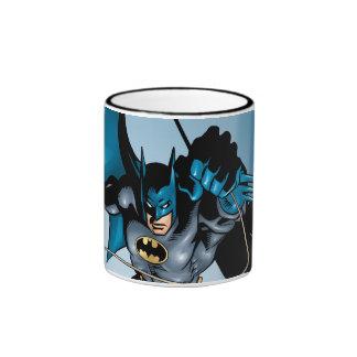 Batman Hyperdrive - 11B Taza De Dos Colores