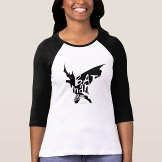Batman manuscrito camiseta