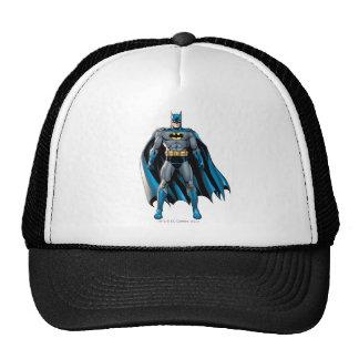 Batman se levanta gorras de camionero