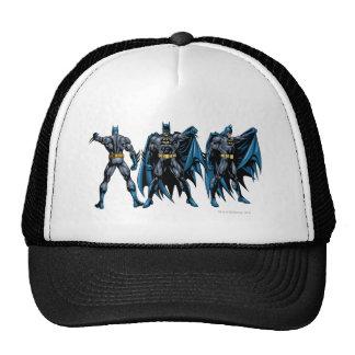 Batman - todos los lados gorra