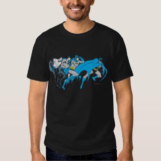 Batman/transformación de Bruce Camisas