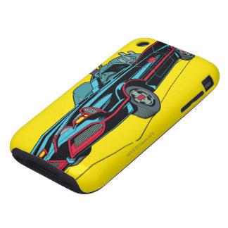 Batmobile iPhone 3 Tough Cárcasa