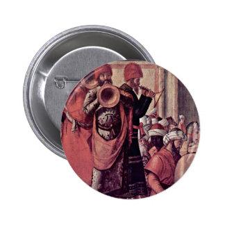 Bautismo de creyentes de los detalles de San Jorge Pins