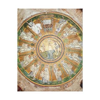 Bautismo de Cristo 2 Lona Estirada Galerías