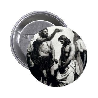 Bautismo de Cristo. circa 1879 Pins