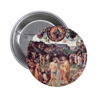 Bautismo de Cristo de Perugino Pedro Pin