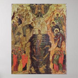 Bautismo de Cristo, de Sandzak Posters