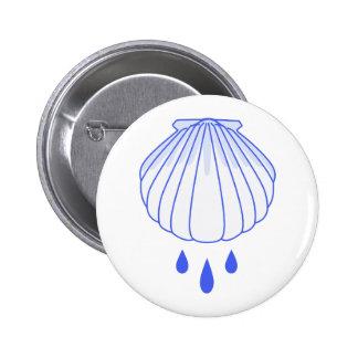 BAUTISMO SHELL PINS