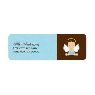 Etiquetas para bautizos