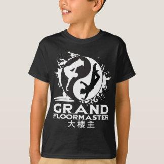 Bboy Floormaster_Wht magnífico Camiseta
