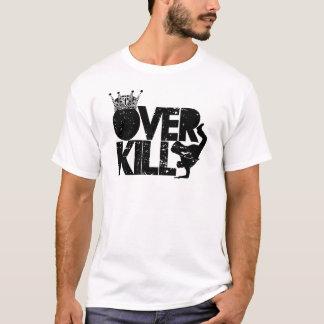 bboy - sobre matanza camiseta