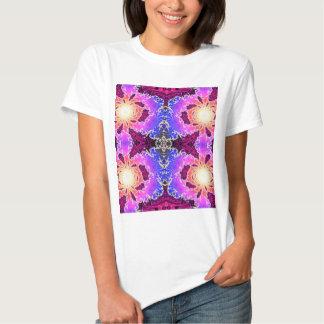 BBQSHOES: Diseño del arte del fractal de A15z Camisas