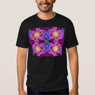 BBQSHOES: Diseño del arte del fractal de A15z Camisetas