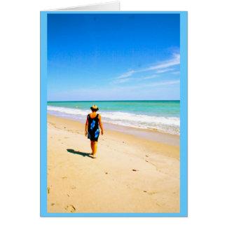 Beachwalker Tarjeta