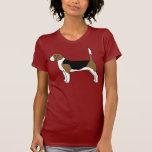 Beagle Camiseta