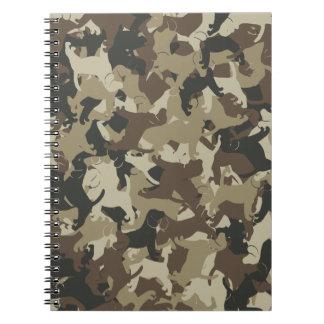 Beagle Cuaderno